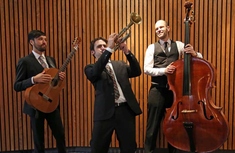 Jazzband Frankfurt Hintergrundmusik