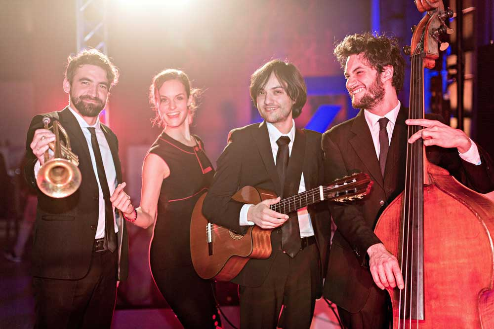 Swing und Jazz Band Frankfurt suche - Jazzband Trio Mayence