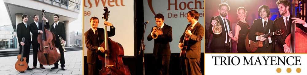 Jazzband und Swingband buchen