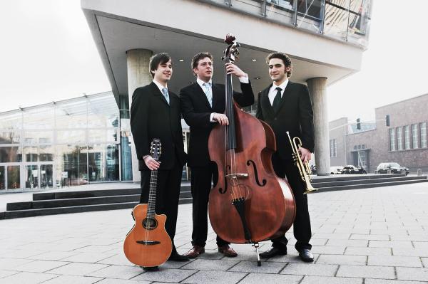 Die Jazzband buchen - Jazz und Swing von Trio Mayence